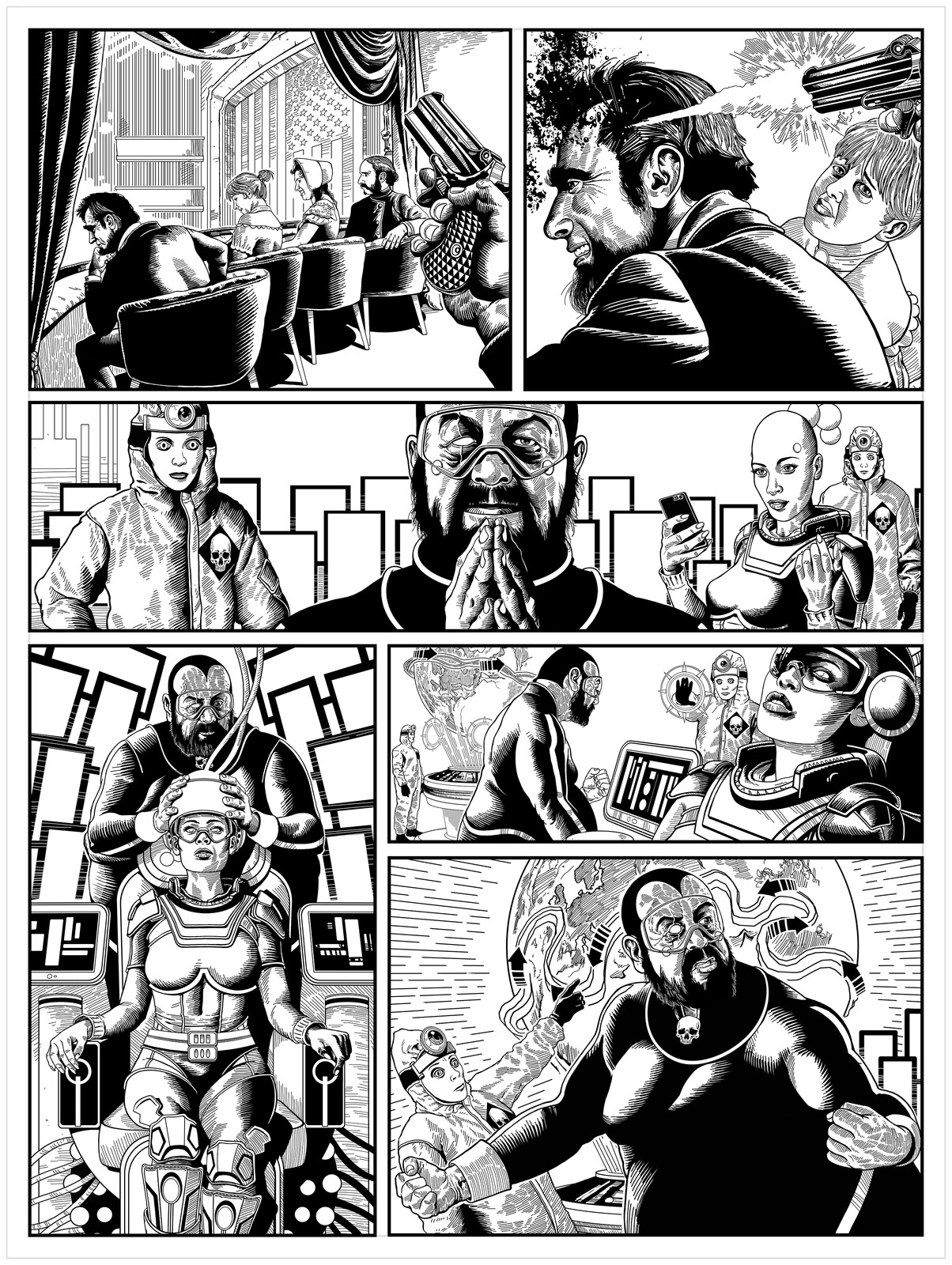 Page 3 The Collector/ issue 2 of The 77 B&W