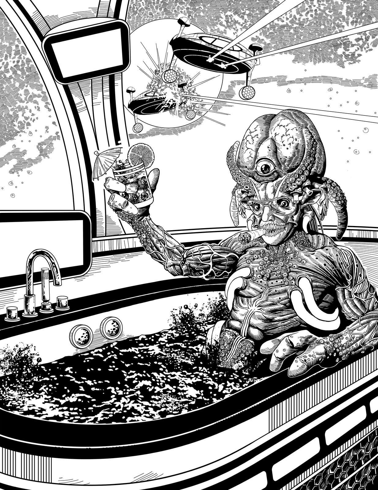 Doc Zot Illustration 2  Spacewarpcomic.com
