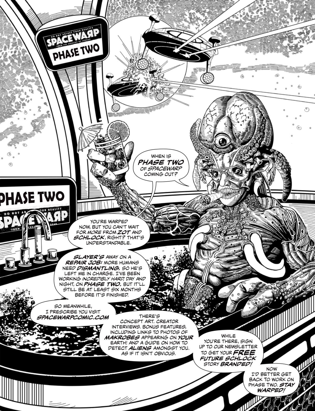 Doc Zot Illustration 2 Lettered Spacewarpcomic.com