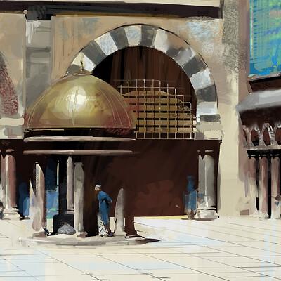 Devin korwin courtyard