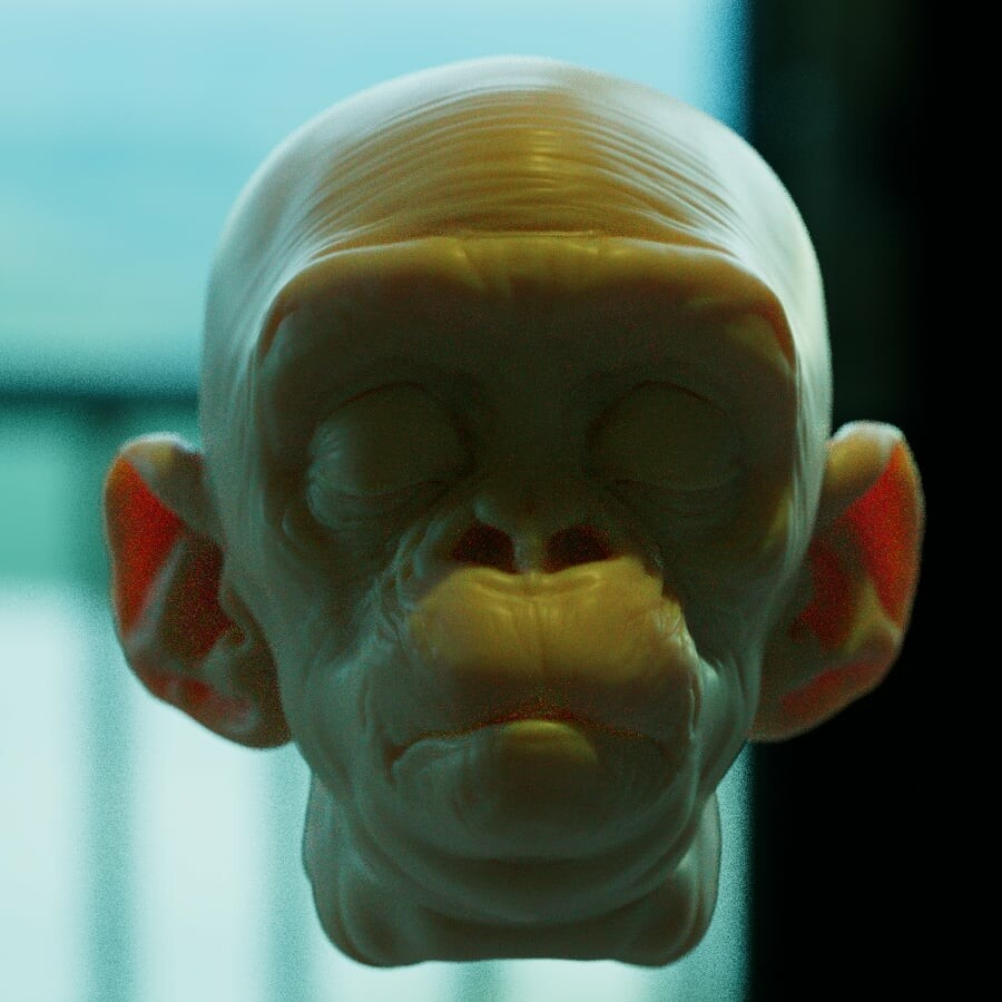 Monkey Arnold Test