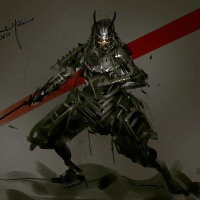 Benedick bana samurai ghost final lores