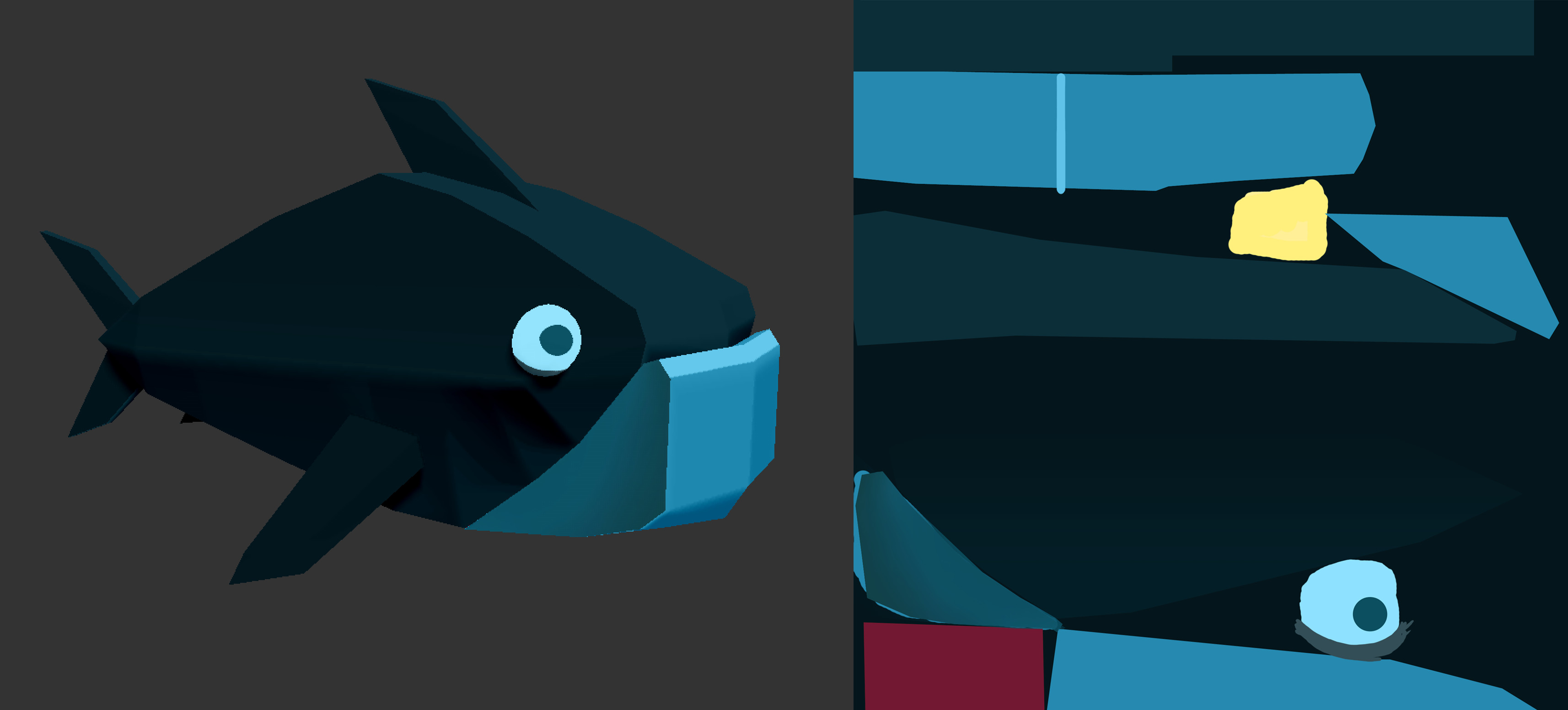 PaperPunk Whale