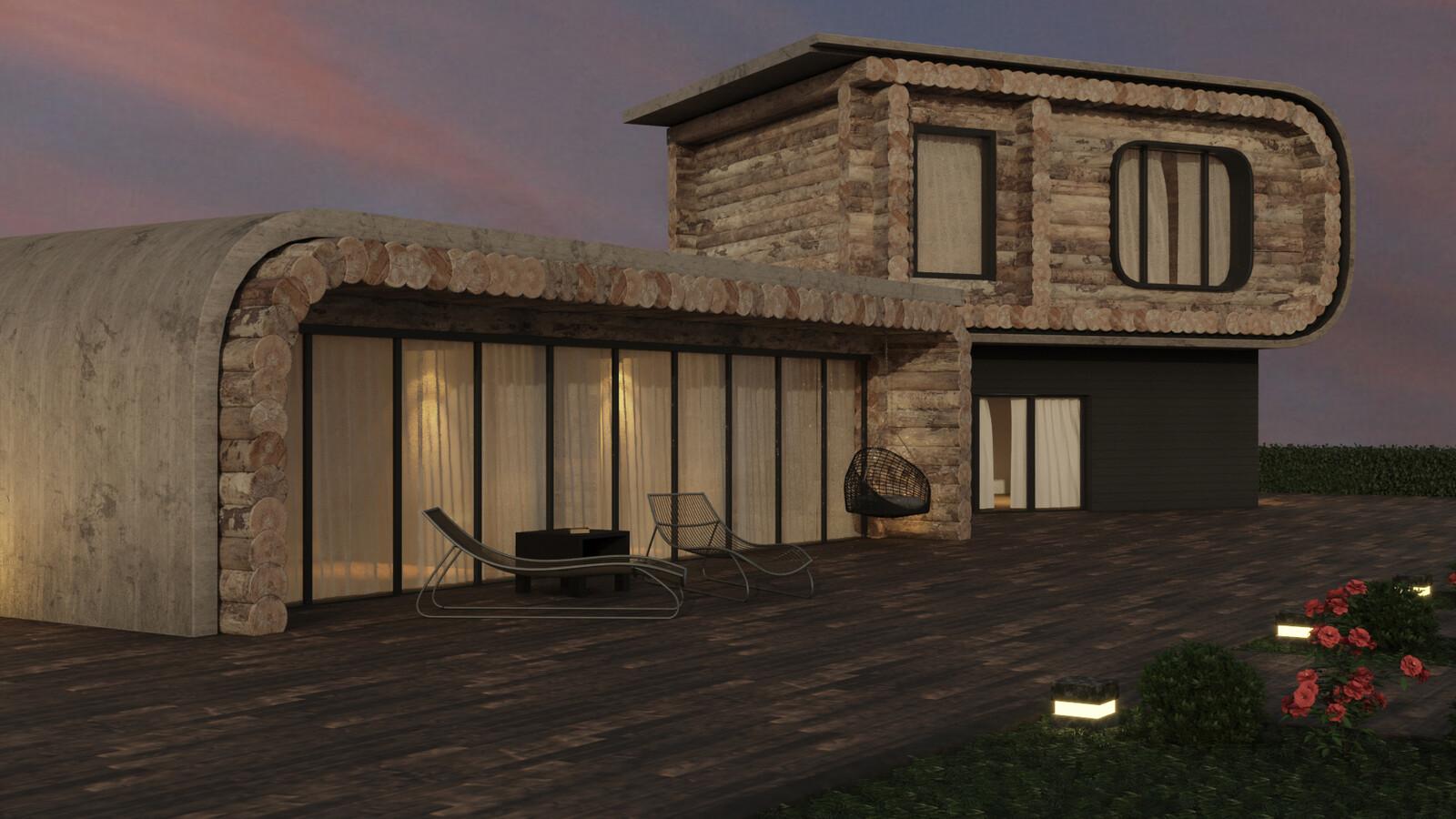 Evening lighting 2