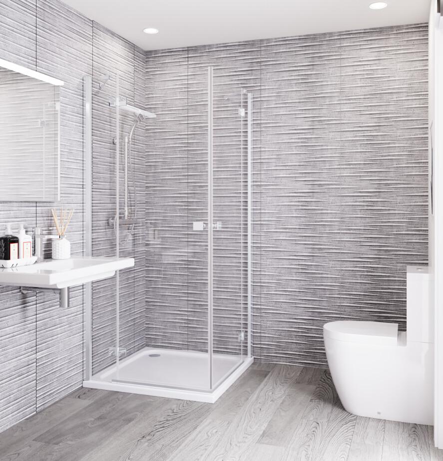 Basement Bathroom Op.1