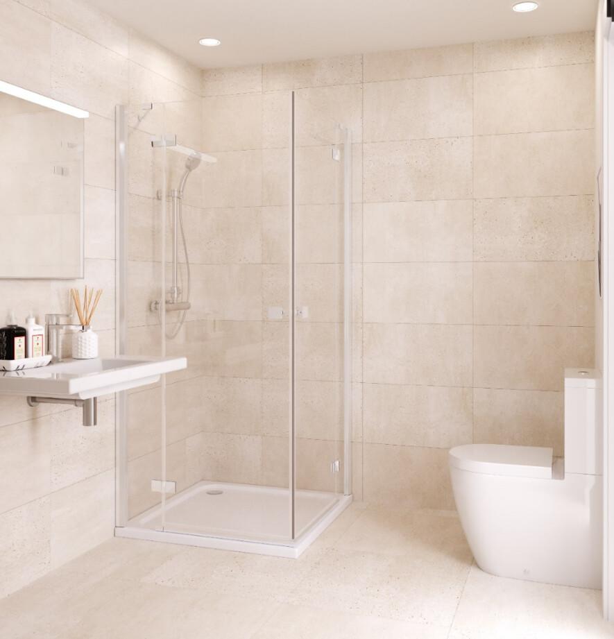 Basement Bathroom Op.2