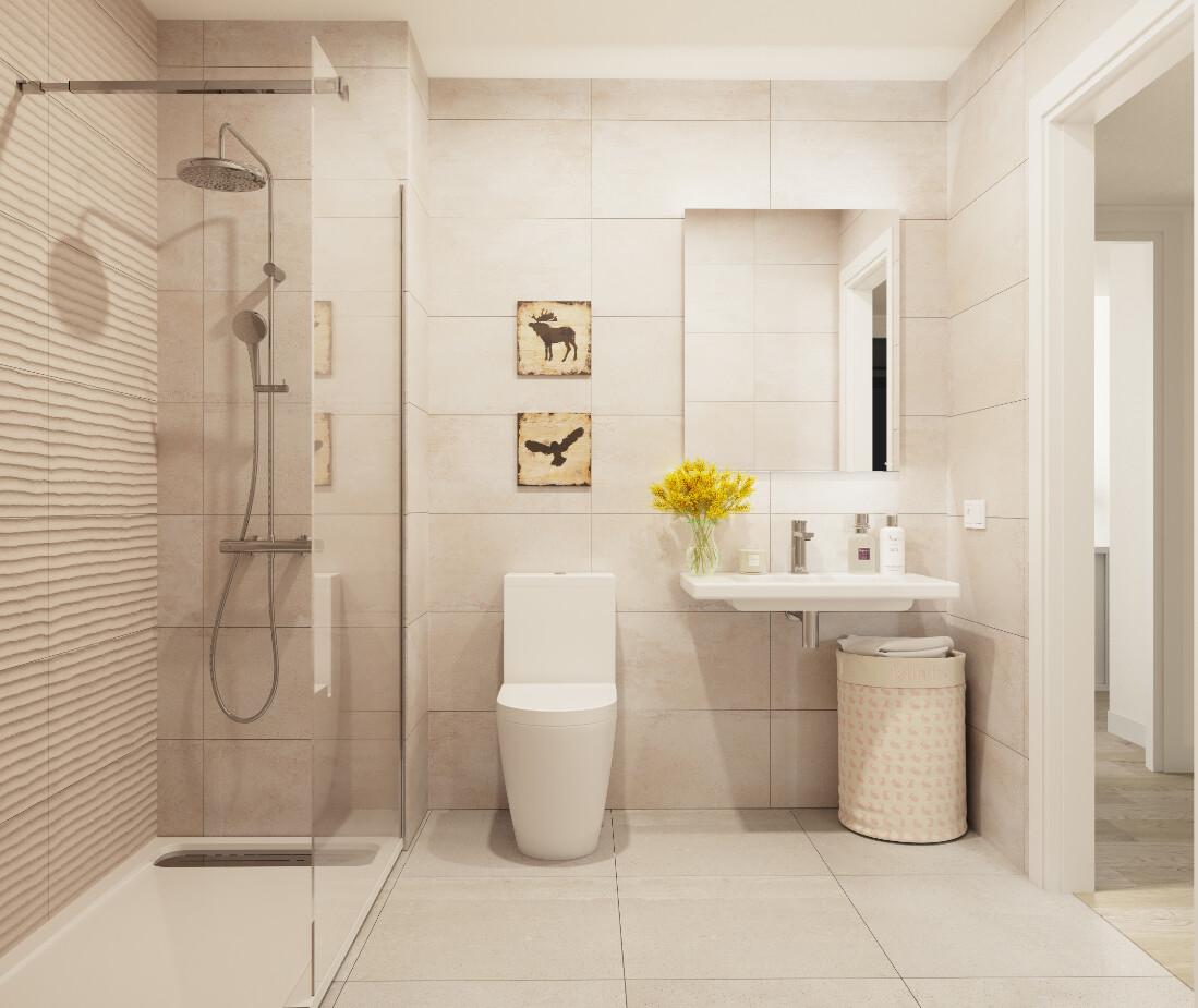 Bathroom 2 Op.1