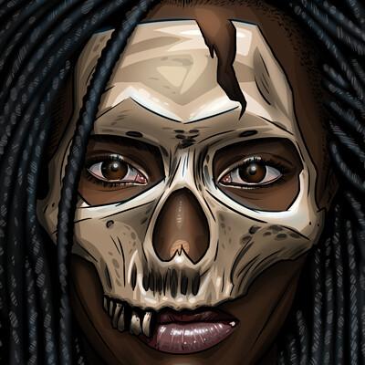 Tauz hawkins skullgirl2