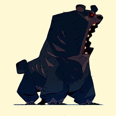 Satoshi matsuura 2020 08 22 megamouth bear s