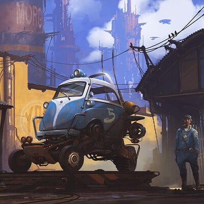 Alejandro burdisio little monster