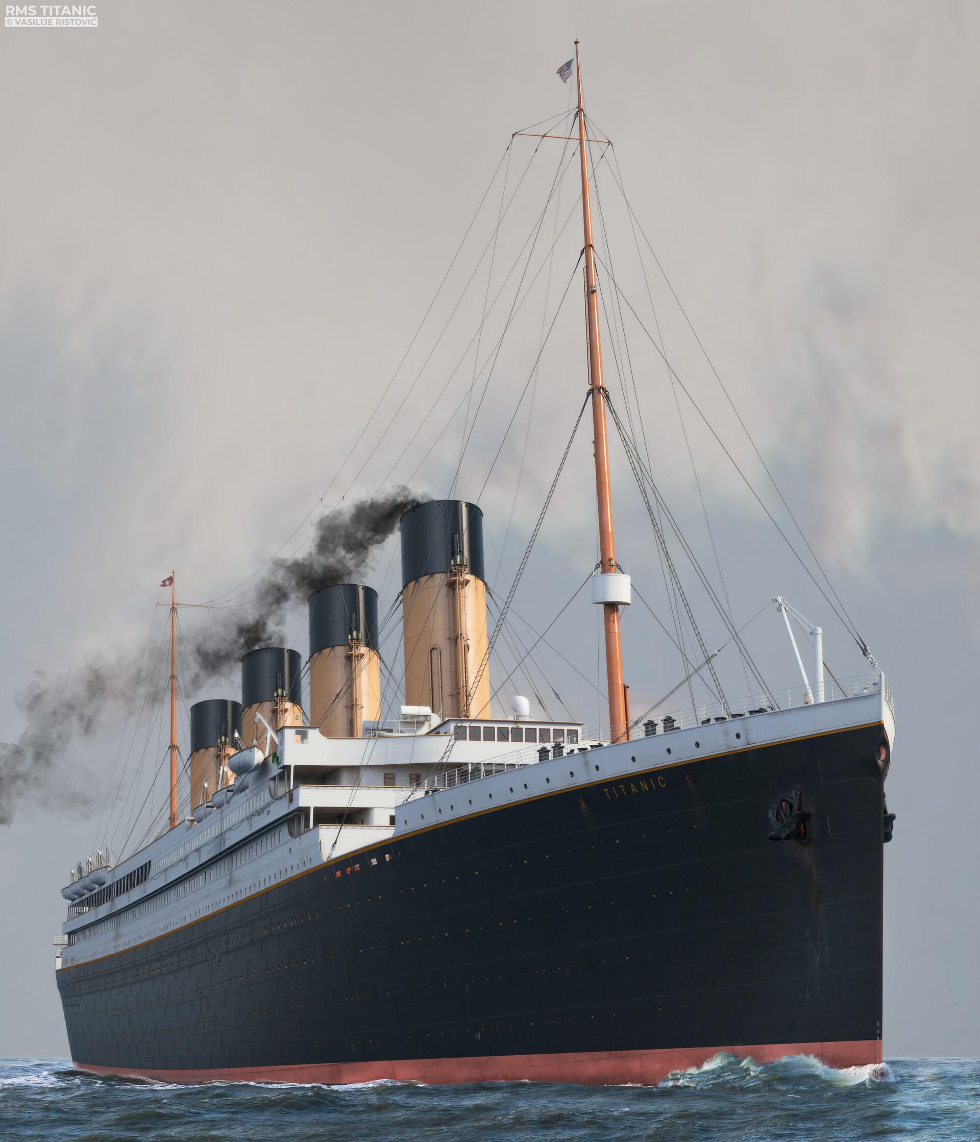 Montage Titanic Trumpeter 1/200 - Page 10 Vasilije-ristovic-50119236018-31d4608b61-o