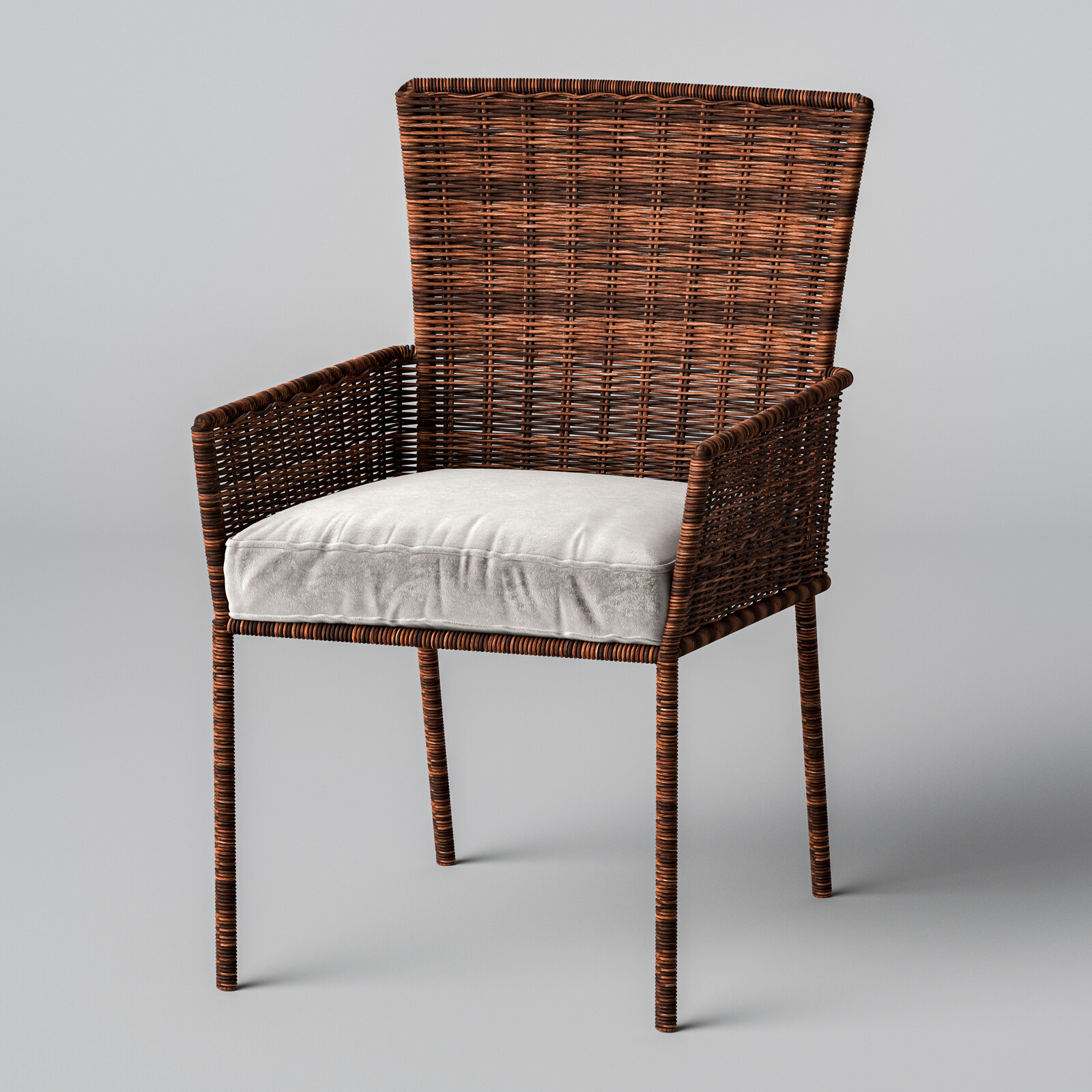 Wicker Chair