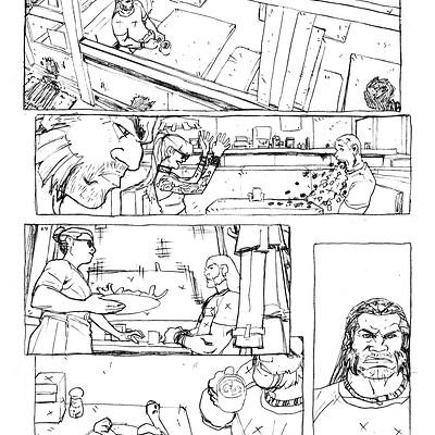 Ben herrera grail issue 1 pg 01
