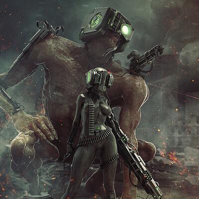 Bjorn barends cyborg3 klein
