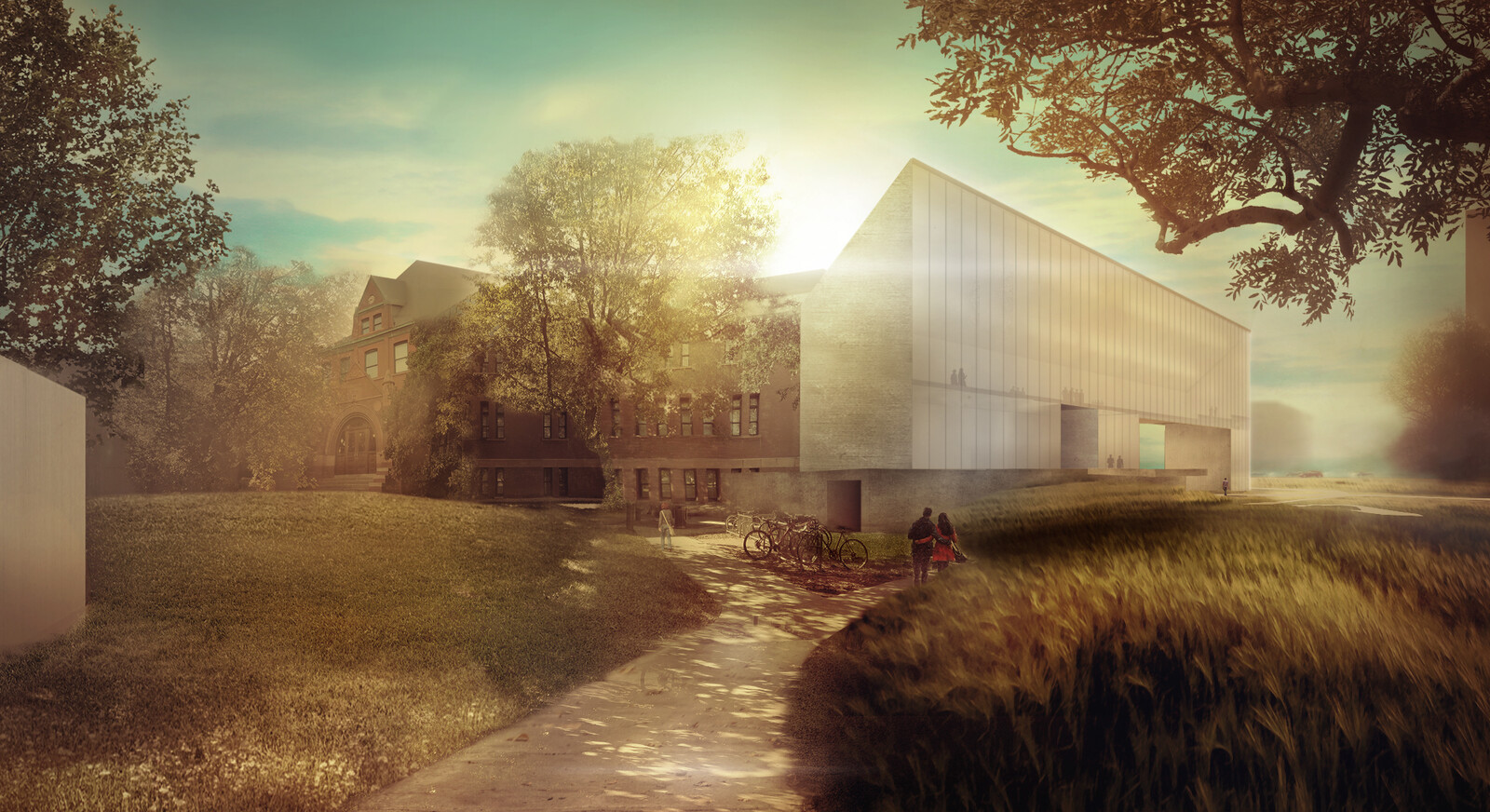 REIMAGINING UNL ARCHITECTURE SCHOOL! (Proposal for an Addition)