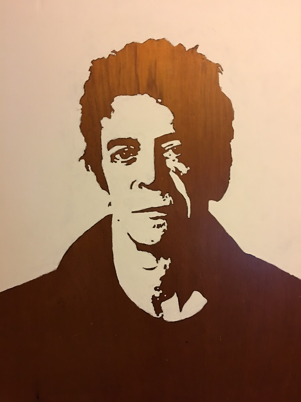 Lou Reed Portrait