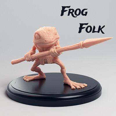 Frog Folk