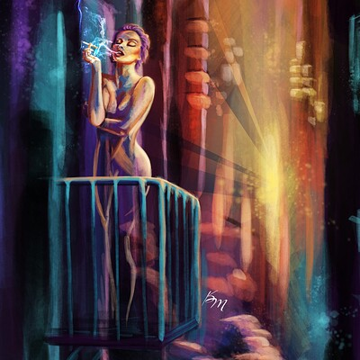 Karina may balkon