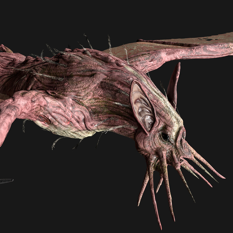 CTHUL Game Creature 2019
