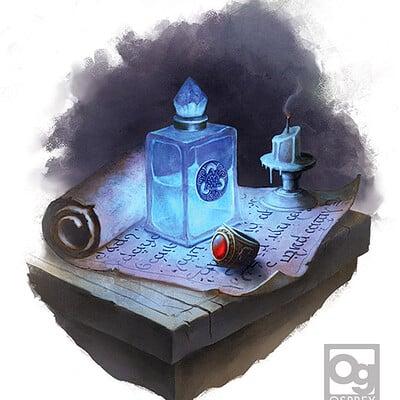 John mccambridge 08 potion