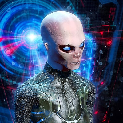Luca oleastri alien control
