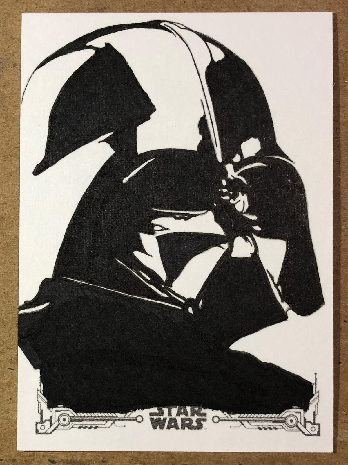 Topps Star Wars Empire Strikes Back Officially Licensed Art Cards