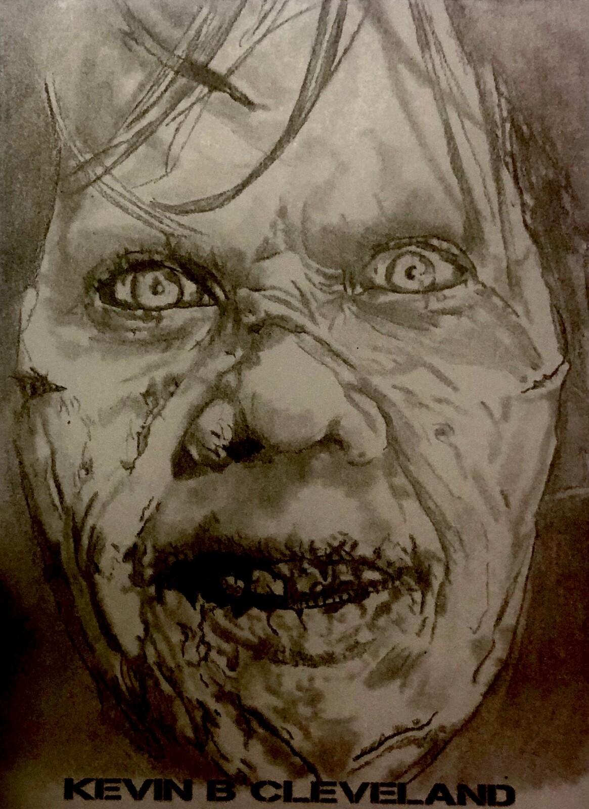 Regan - The Exorcist