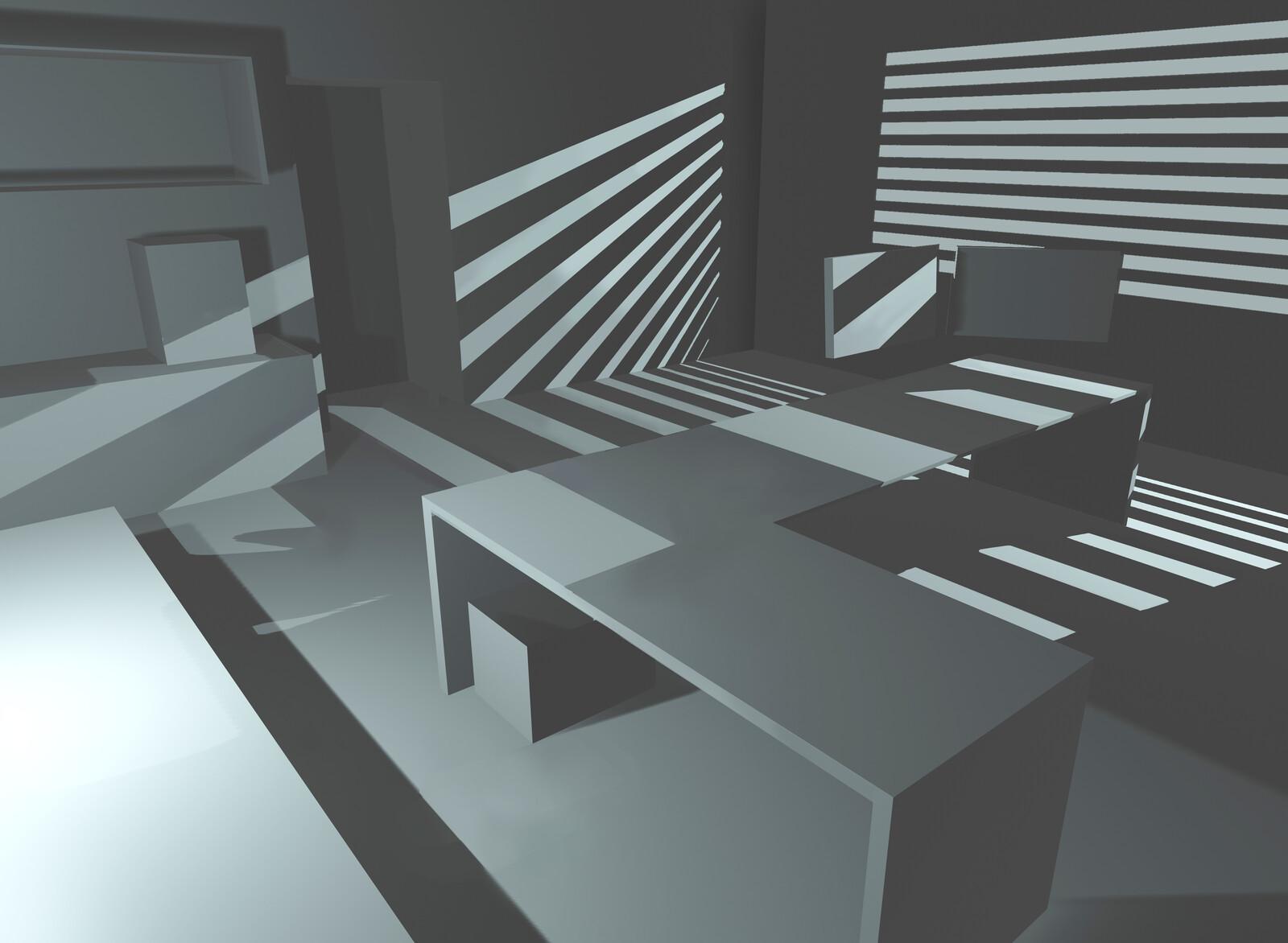 3D base on Blender