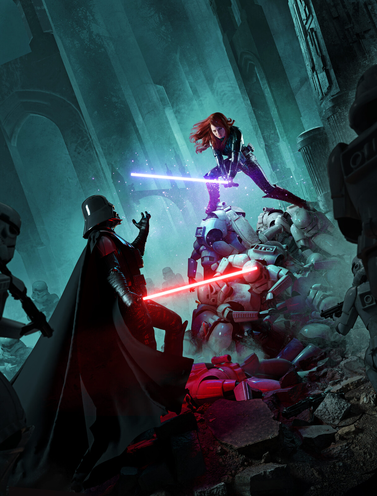 Star Wars - The Testing of Mara Jade