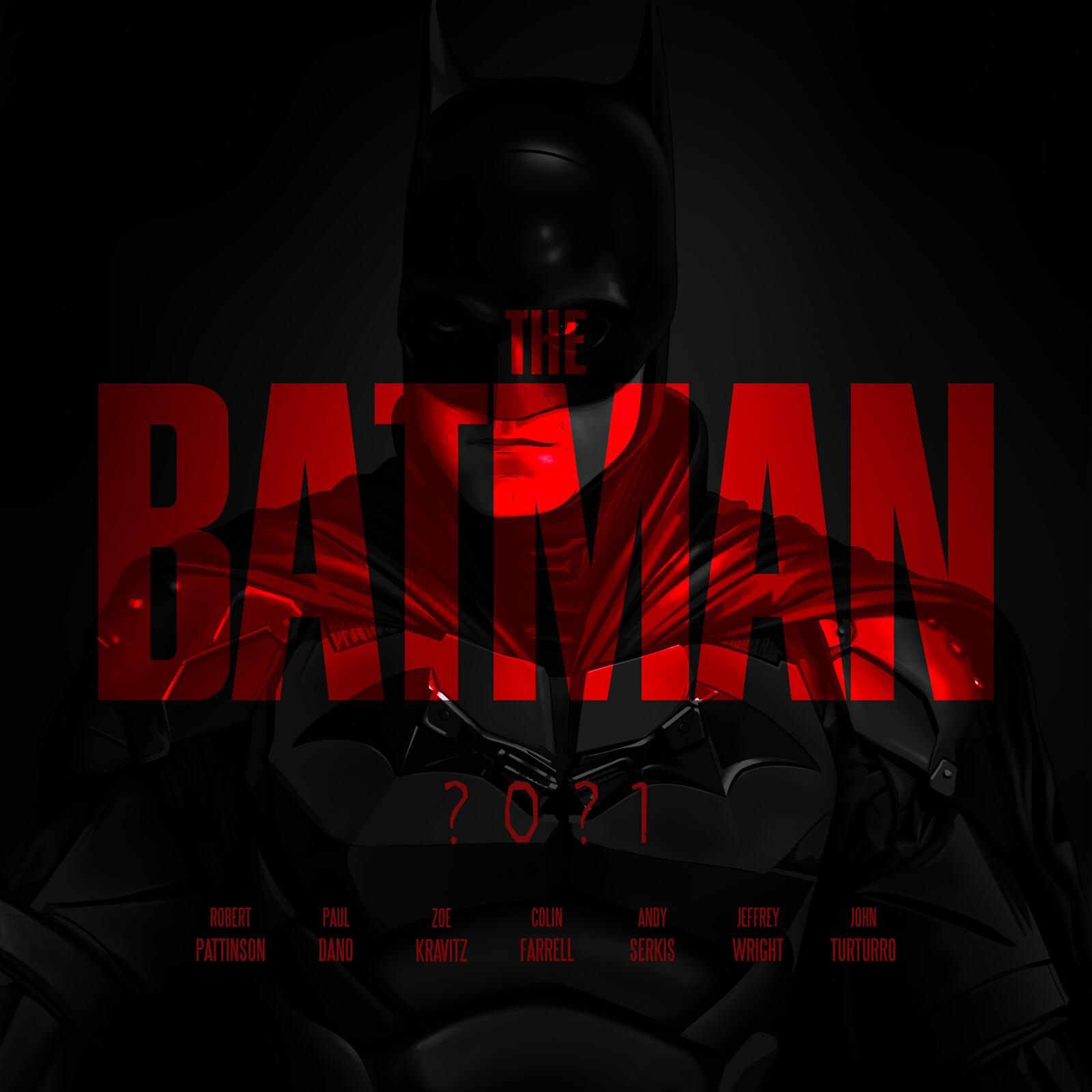 The Batman Poster Version