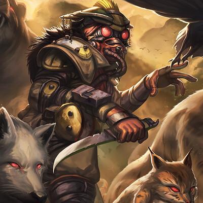 Ramzy kamen bloodhound