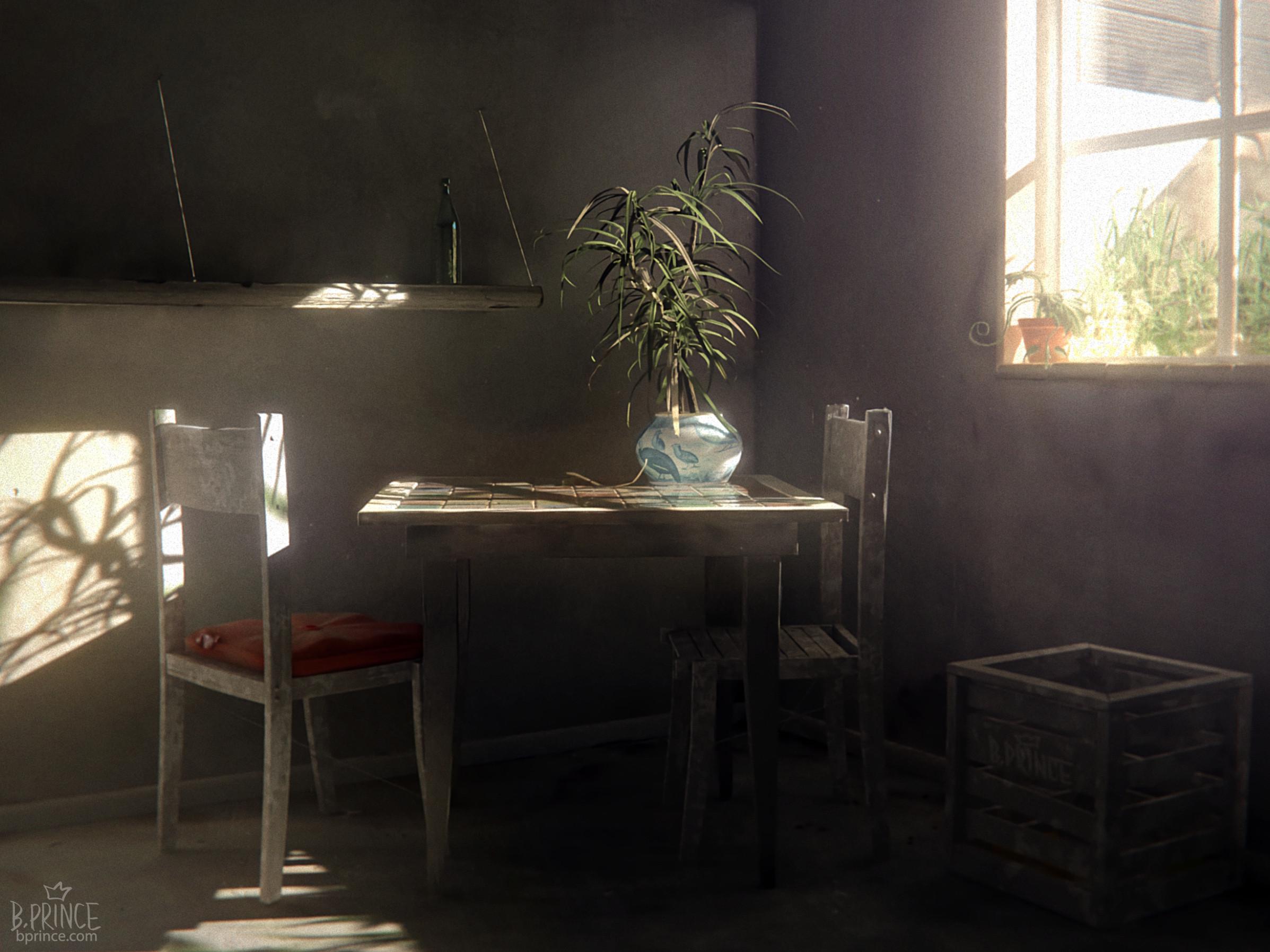 """""""Window"""" - modeled 2000, rendered 2004, render re-processed 2020"""