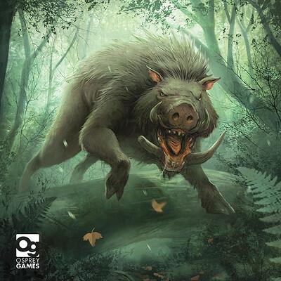 John mccambridge 01 wild boar