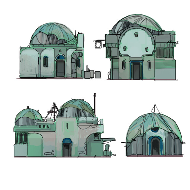 House concepting