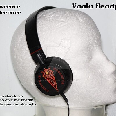 Lawrence brenner vaatu headphones by lawrencebrenner d6wdnmw fullview