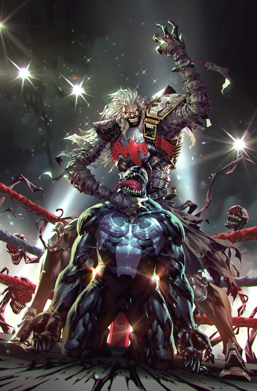 Venom #29 with belt