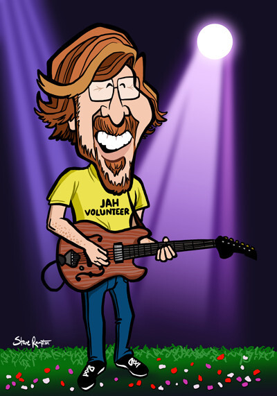Trey Anastasio (Phish)