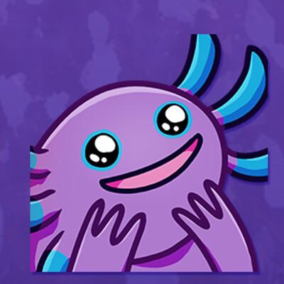 Andie c ayotte axolotl x