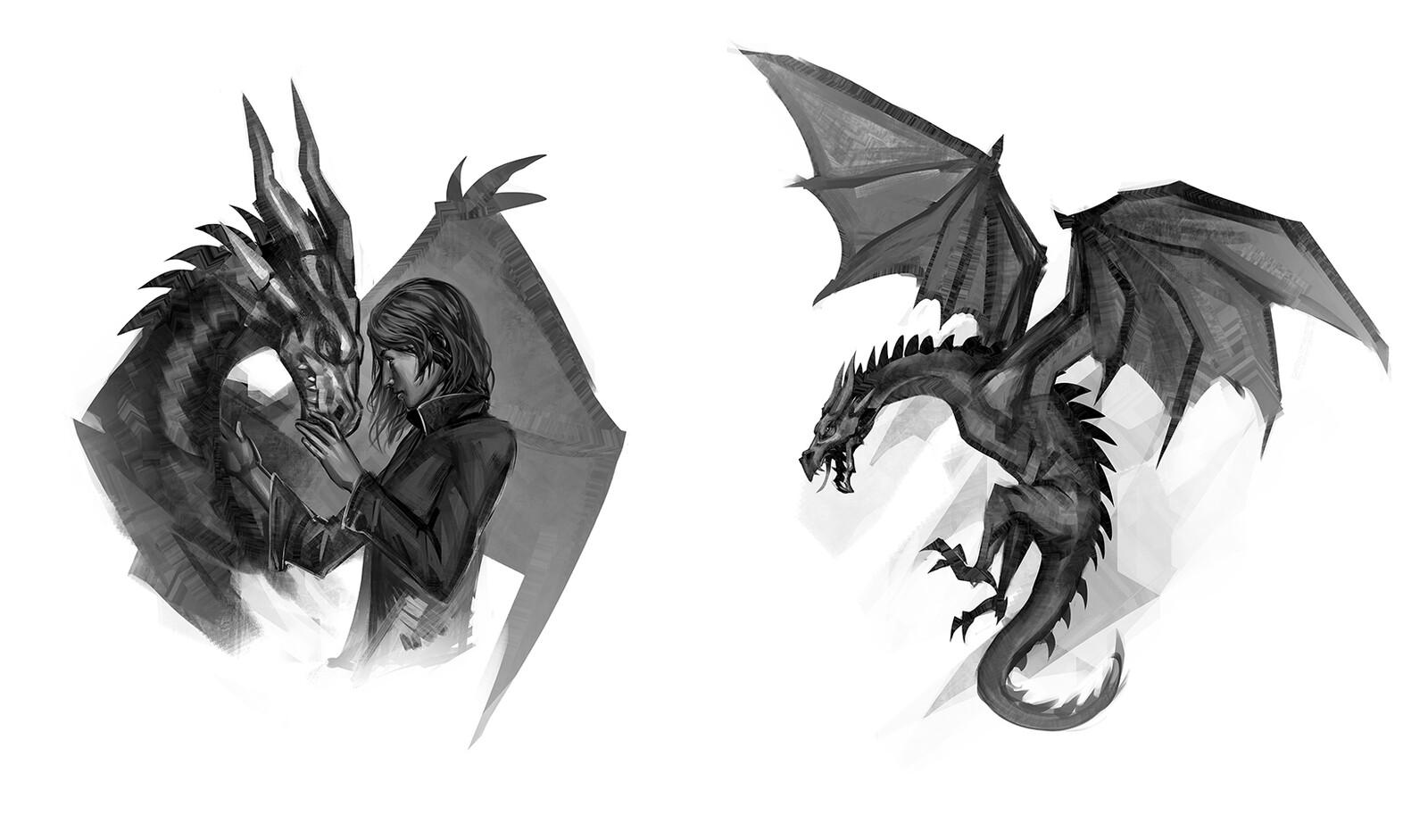 sketch - fantasy