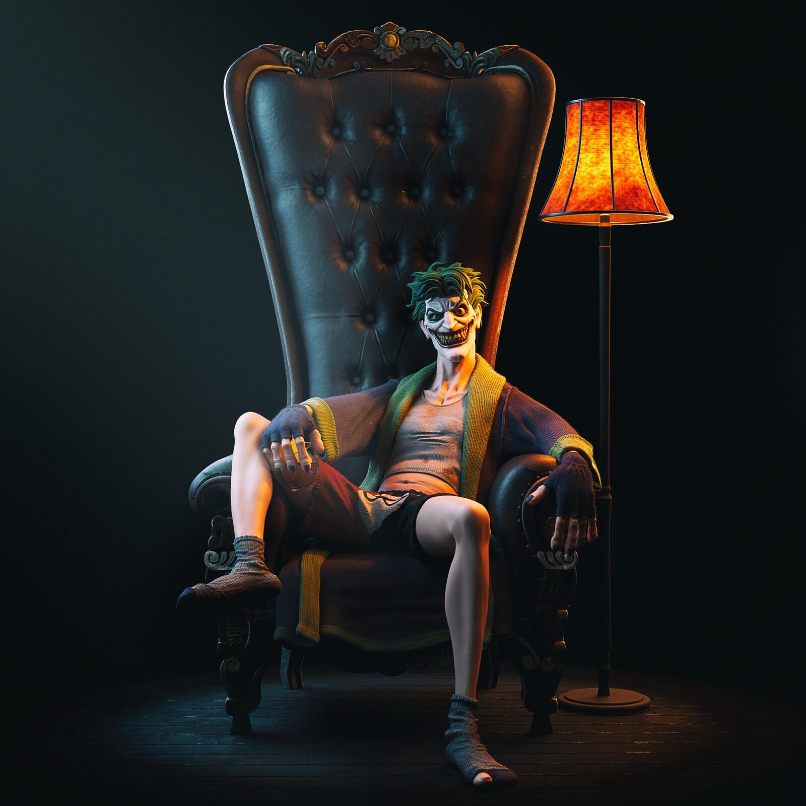 Joker chill