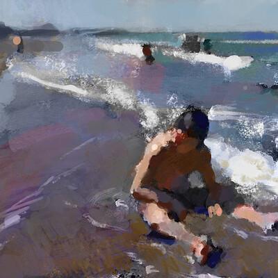 Samir rakhmanov beachshore1