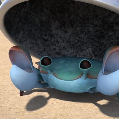 Marie sanginesi crab edited 03
