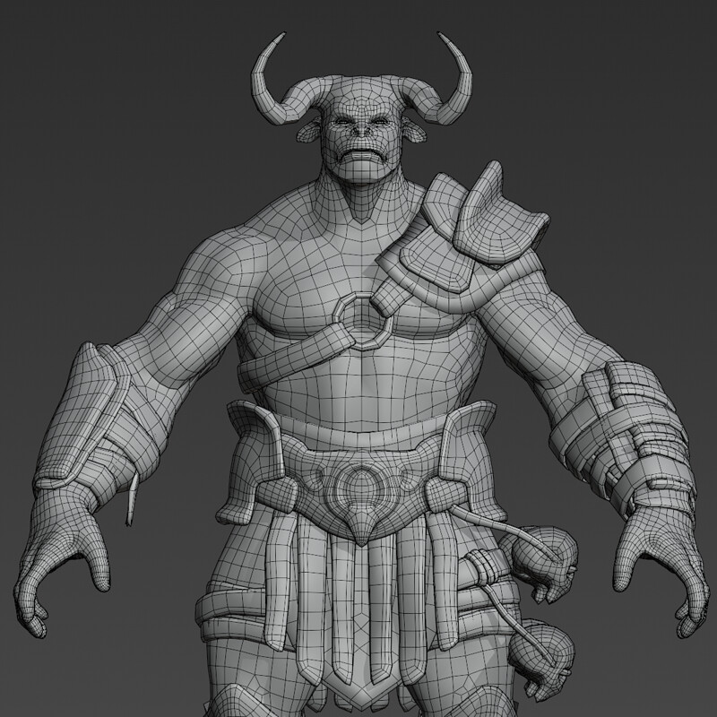 Minotaur: WIP Optimization ✔️