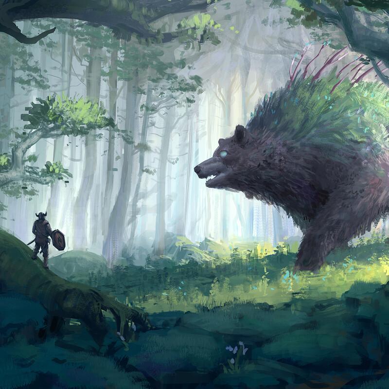 Yggdrasil's Rest - The Beast