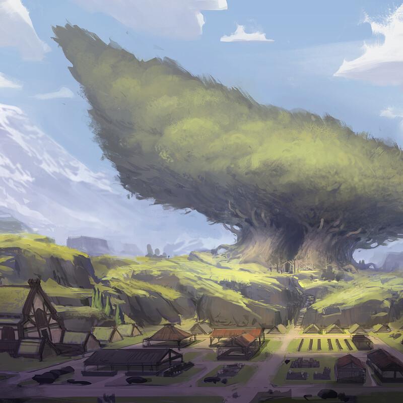Yggdrasil's Rest