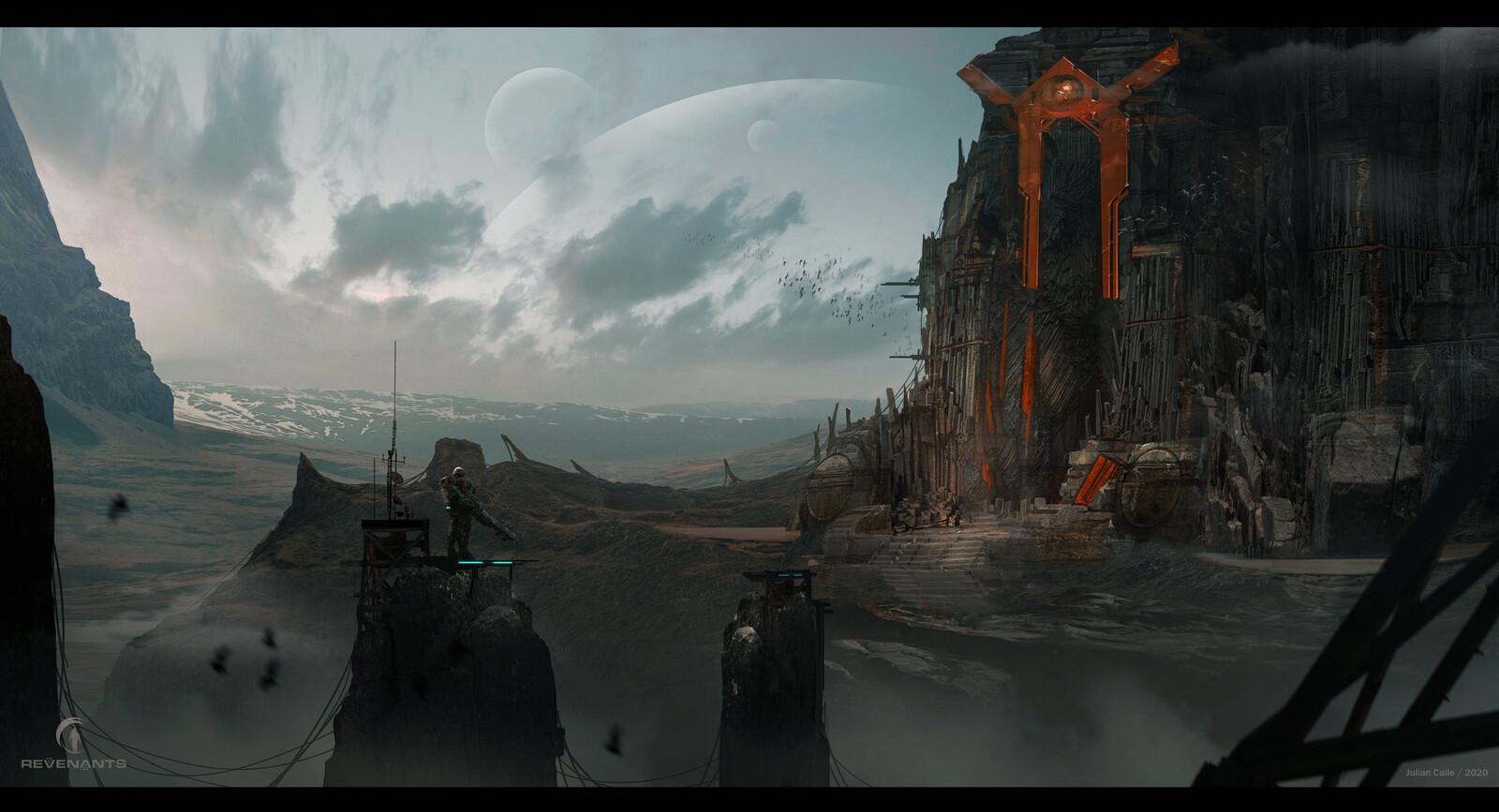 Black Studios REVENANTS GAME Concept