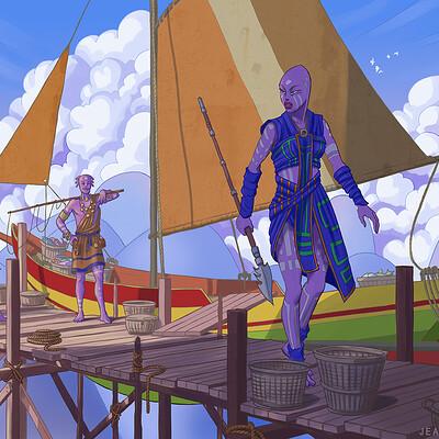 Jean buchet fishers of the sky web