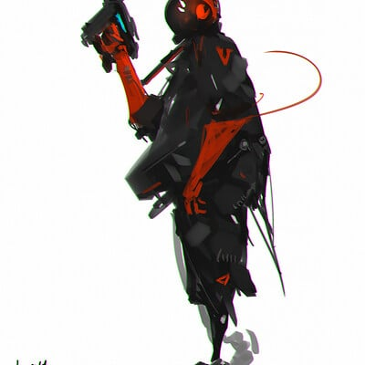 Benedick bana darkfall spacepunk final