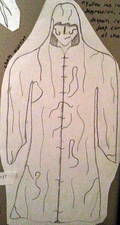 Surcease Sketch