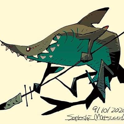 Satoshi matsuura 2020 09 08 sharkman s